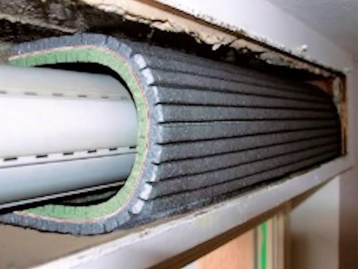 Vari tipi di materiali per coibentazione t s z di gallo for Tipi di materiali per tubi idraulici